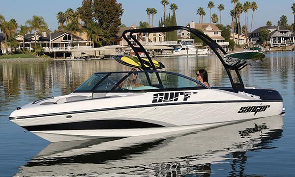 Sanger Boats - Wakesurf Boats, Wakeboard Boats, Ski Boats