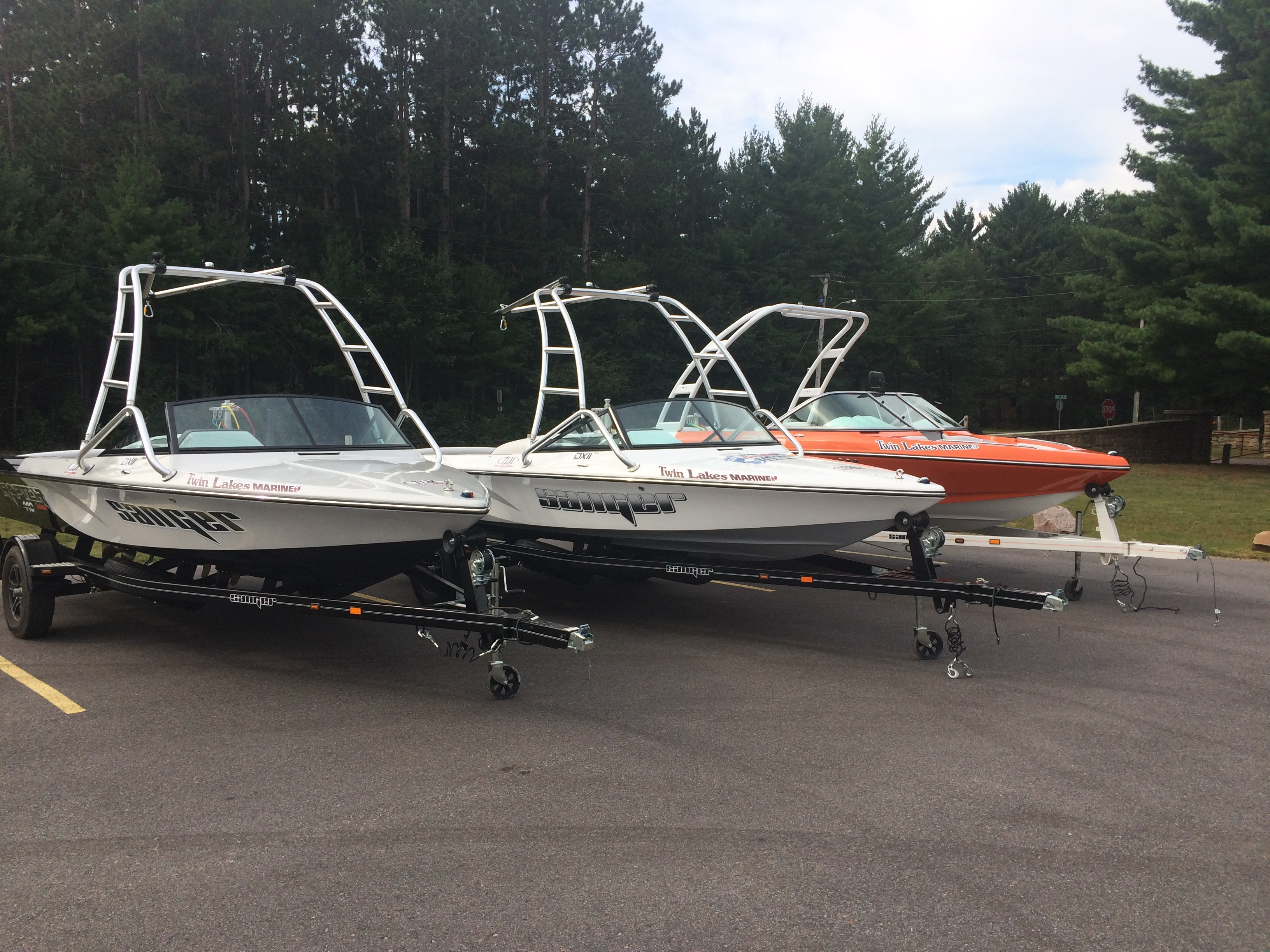 DXII - Sanger Boats