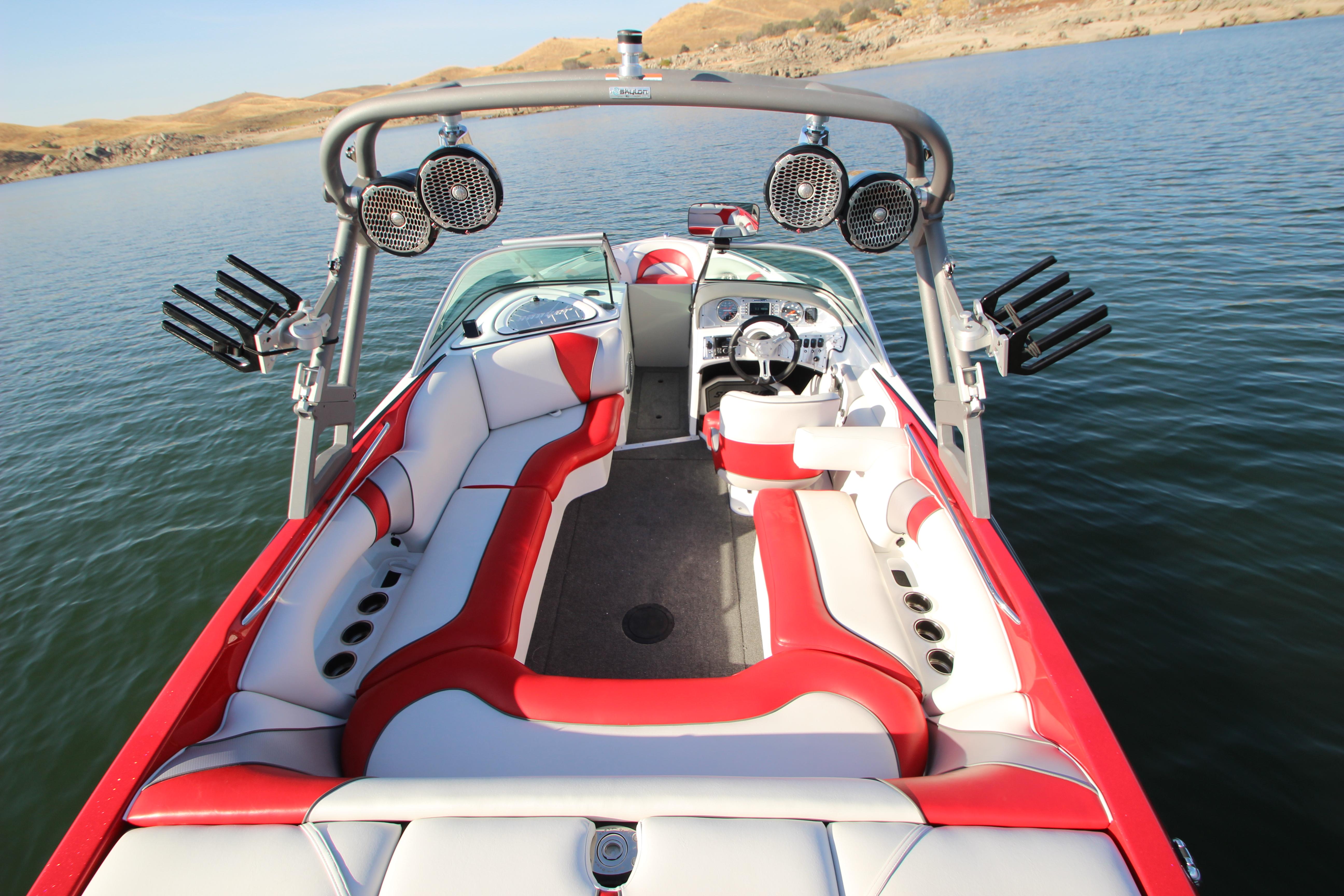 Sanger V215 Xtz Wakesurf Wakeboard Boats Sanger Boats